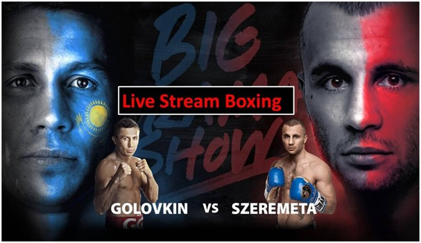 Gennady Golovkin is going to fight Kamil Szeremeta for a title belt. Find out how to live stream the fight on Reddit and Twitter.