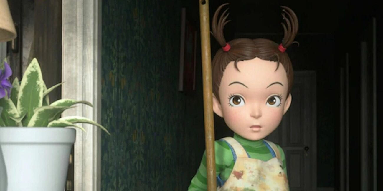 Have you been wishing for a new Studio Ghibli film? Learn about 'Earwig and the Witch', the studio's first venture into CGI animation.