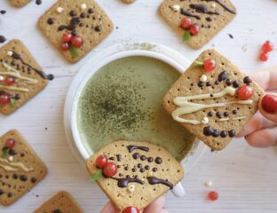 Just because you're gluten free doesn't mean you can't have good food. Here are our favorite holiday desserts that don't have gluten.