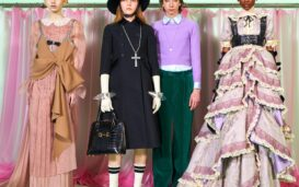 Gucci has recently released a miniseries directed by legendary indie filmmaker Gus Van Sant. Here's everything we know about the stylish project.