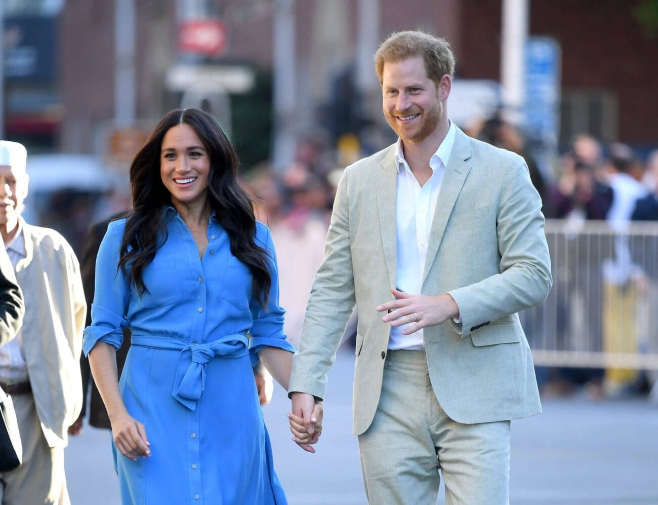 The royal life for Prince Harry and Meghan Markle has been full of rumors, cascades, and tumult. Take a look inside their relationship here.
