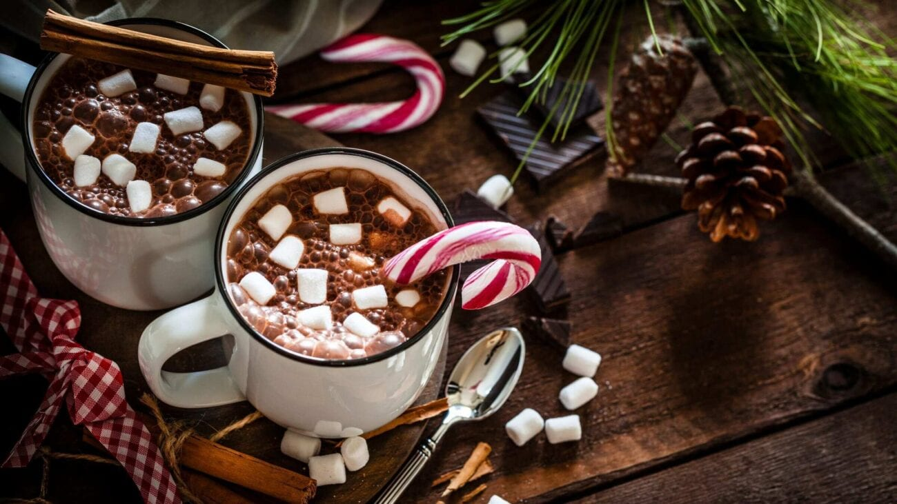 Need a cozy pick-me-up after facing winter's chill? These hot chocolate recipes put a unique twist on the traditional drink.