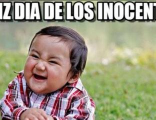 ¡Inocente palomita que te dejaste engañar! Chécate estos memes del Día de los Inocentes para que no te agarren en curva.