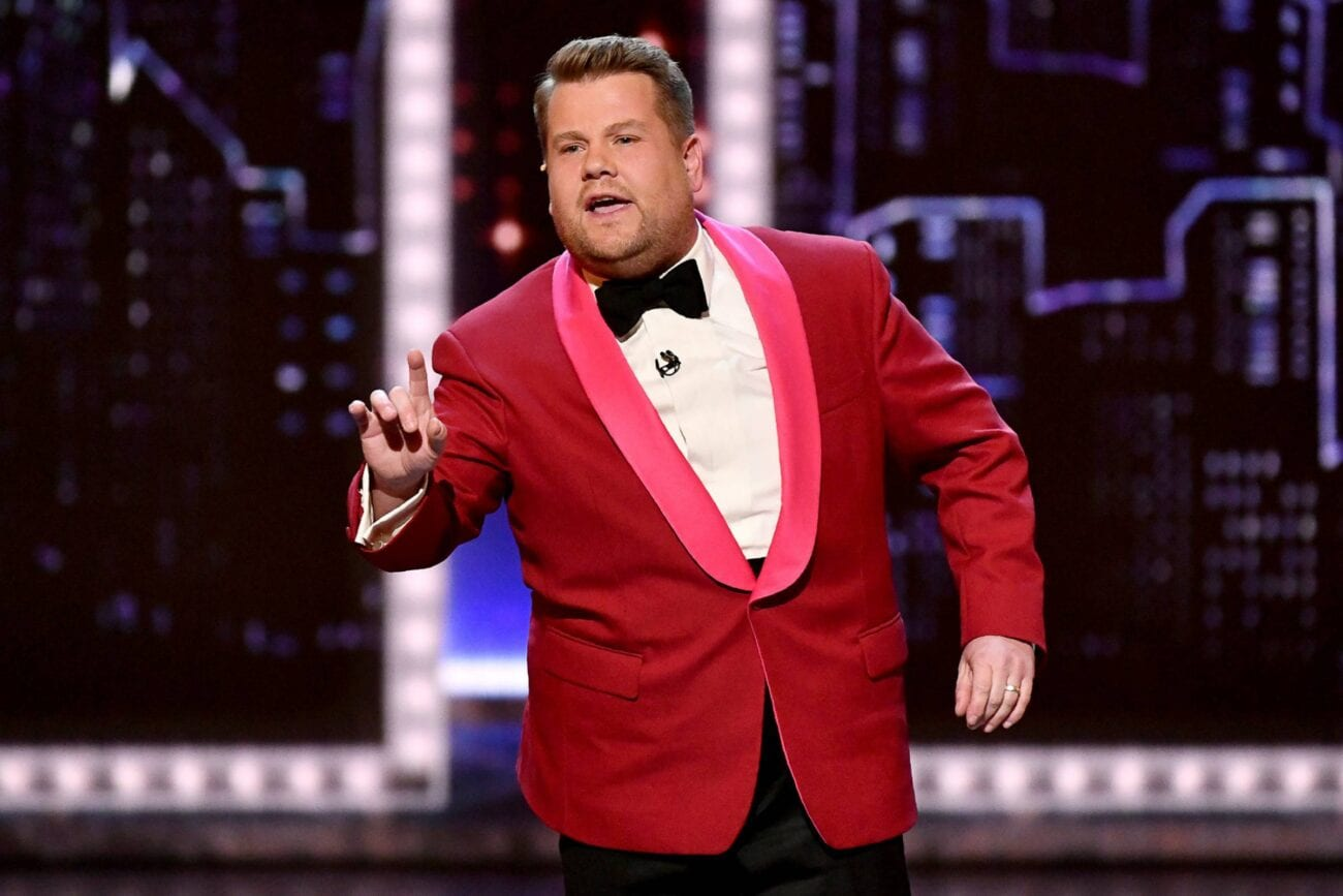 James Corden joins an impressive all-star cast in Netflix's upcoming musical 'The Prom'. What's wrong with the role Corden plays?
