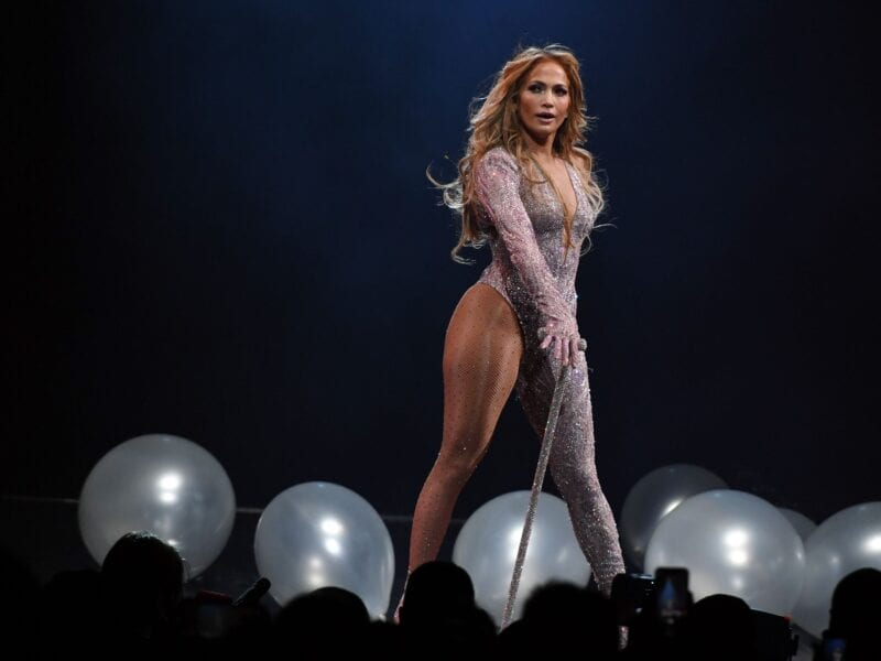 Singer-actress Jennifer Lopez set pulses racing when she posted an all-nude photo on her Instagram. Here's all the latest news.
