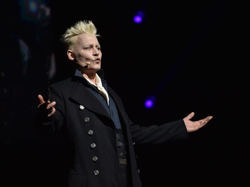 Johnny Depp fue despedido de la película 'Fantastic Beast' tras perder juicio por difamación. Descubre quién lo sustituirá.
