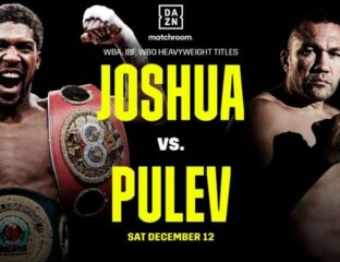 If you're looking to watch the Joshua vs Pulev boxing fight, here's the best live stream option to use.