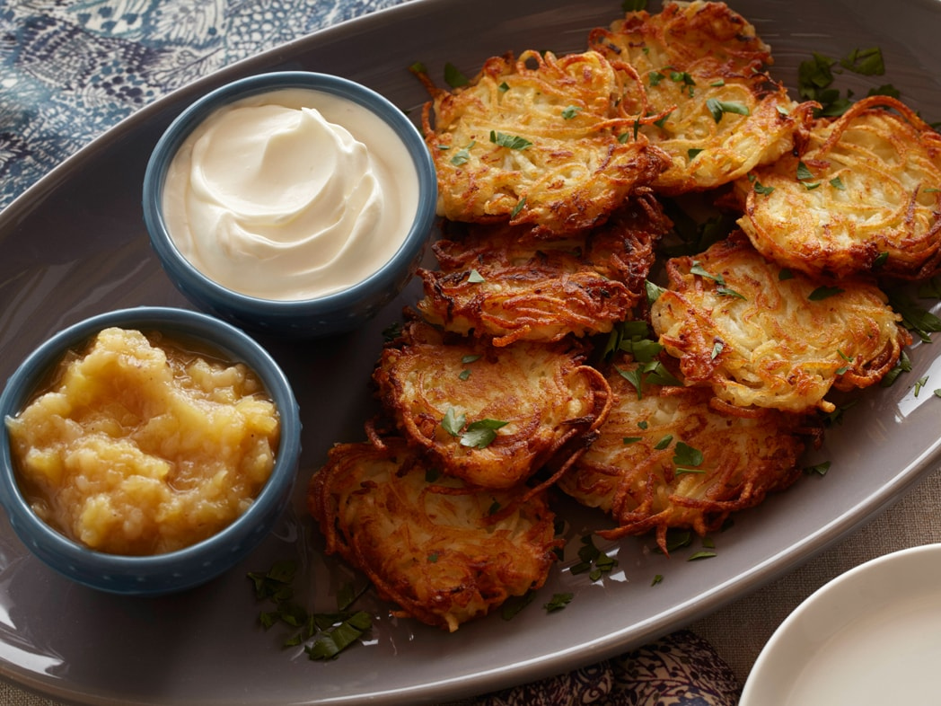 Latkes & Hanukkah go together like strawberries & cream. If you need updated recipes, we're here to help.