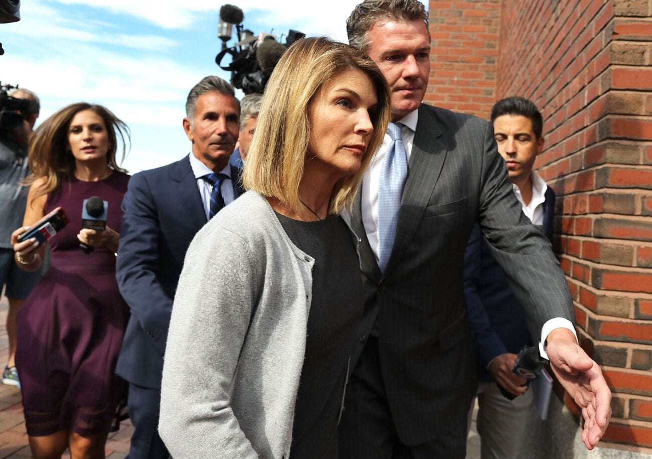 Santa actually made it to the Loughlin-Giannulli household this year. Lori Loughlin has been released, but what does her daughter think?