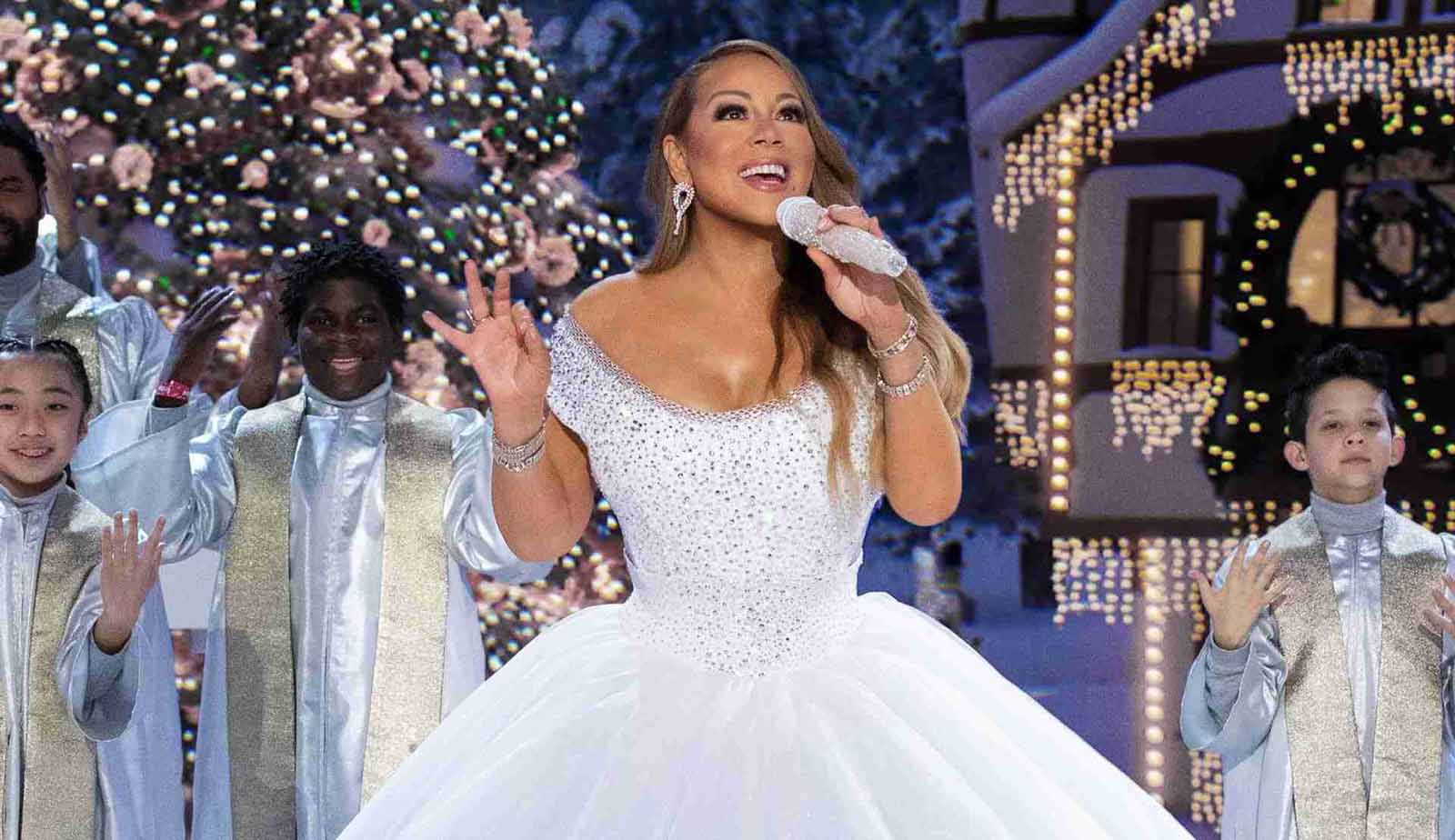 The unofficial Queen of Christmas finally has her own special. Check out everything you need to know about Mariah Carey's new Christmas special.
