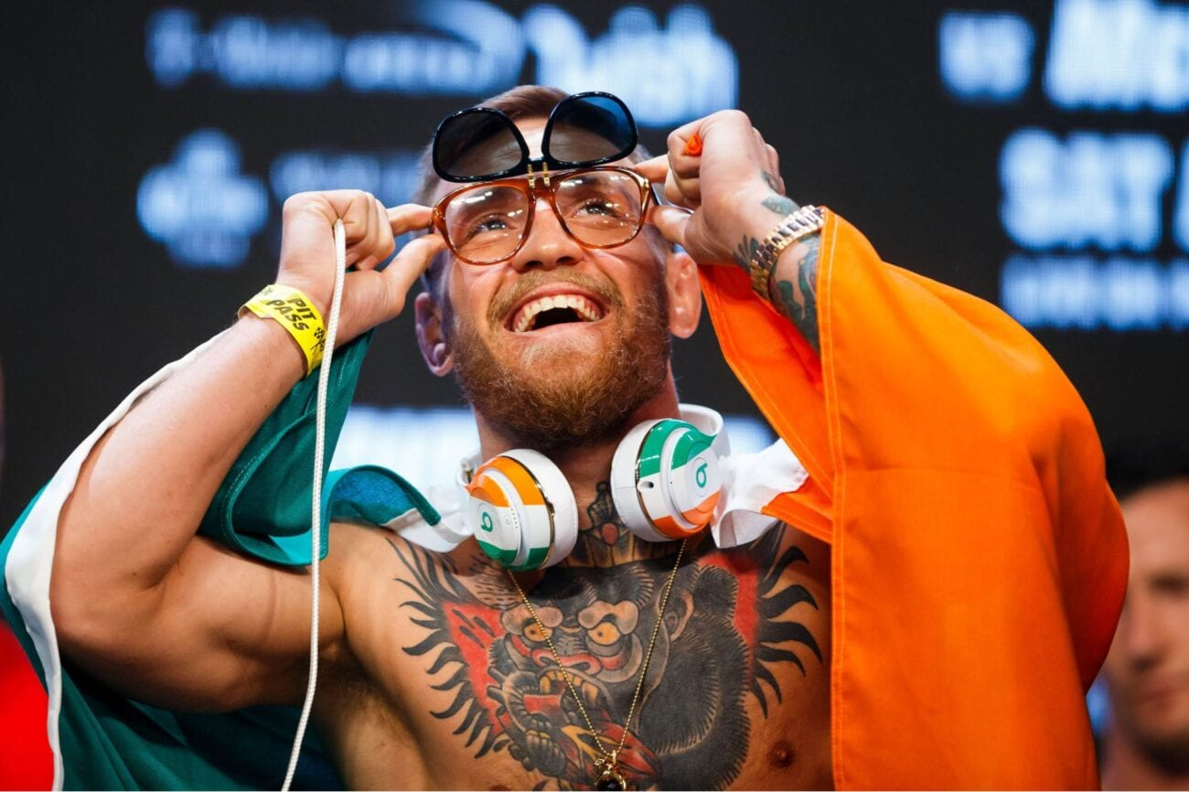 Conor McGregor retired after he knocked out Donald Cerrone forty seconds into round one. Eleven months later, he's back. Read about his next fight here.
