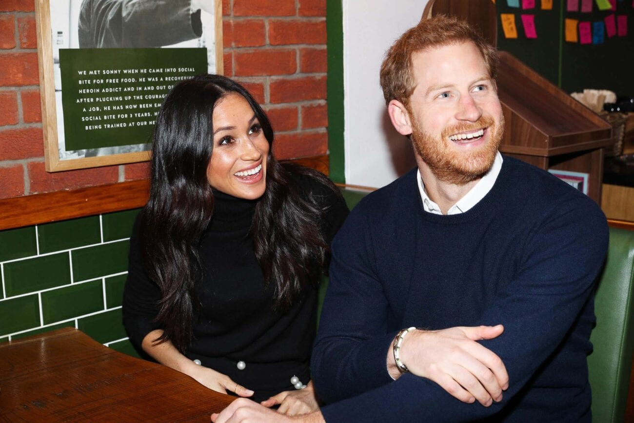 Prince Harry and Meghan live in a storybook romance, but it hasn't been all roses and crowns. Are they just like any other married couple?