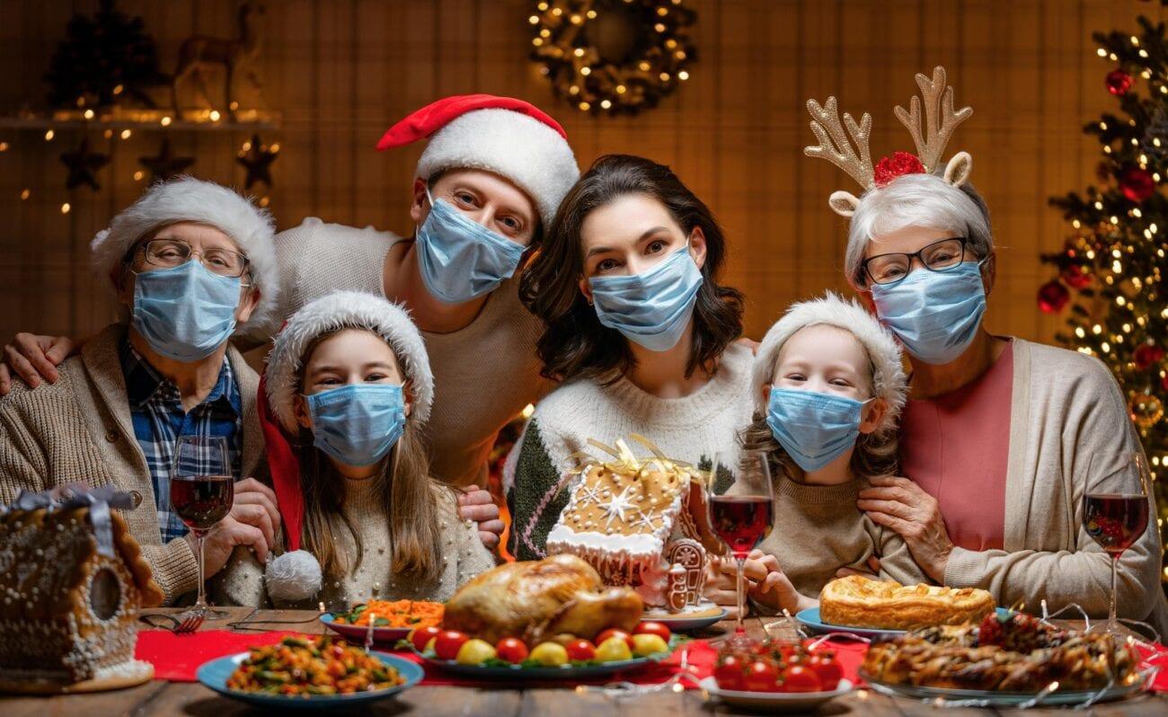 ¿Cómo pasaste la cena de Navidad en la pandemia? Checa los mejores memes sobre esta celebración apocalíptica.