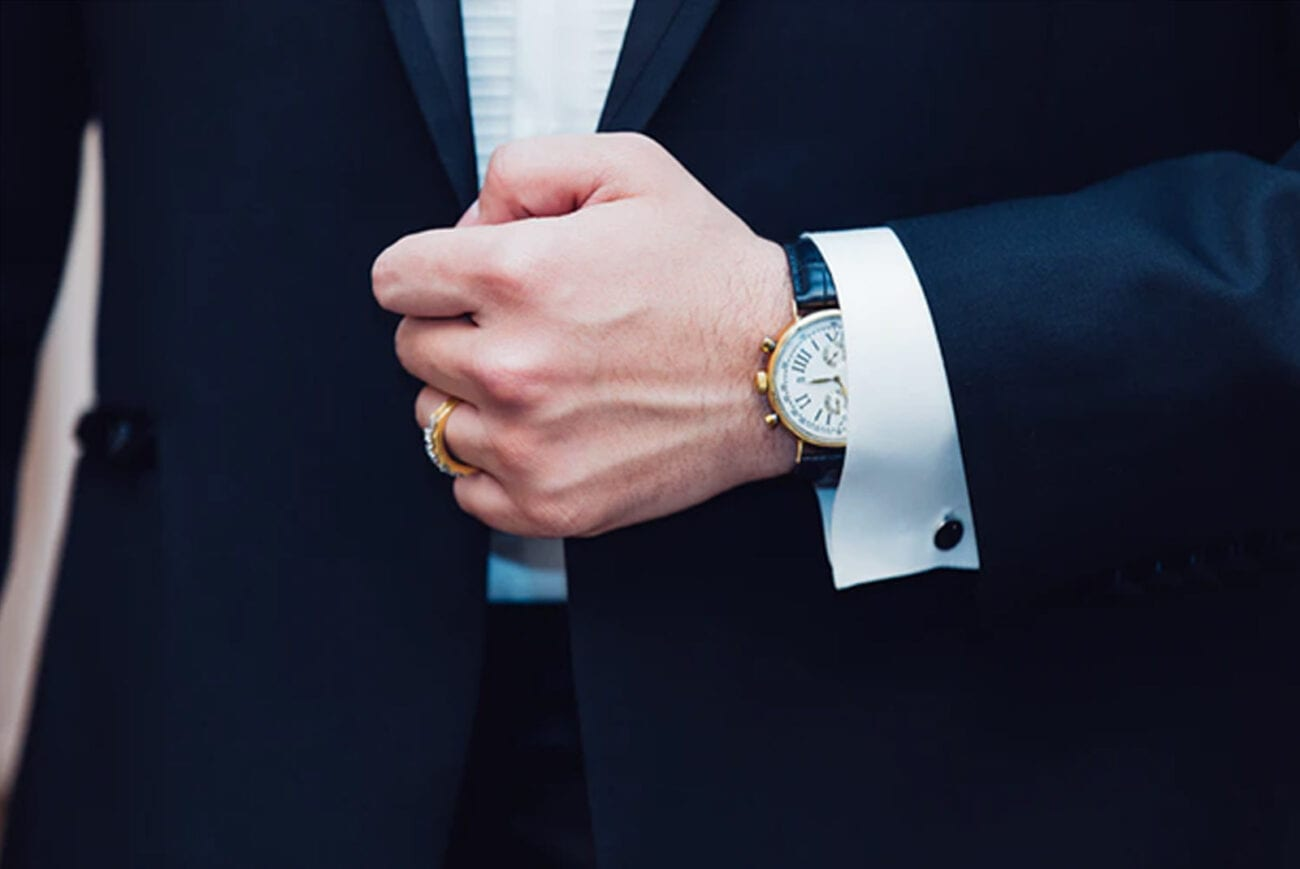 Learn to accessorize! Here are the six best rings for men to wear if they want to add a little jewelry to their outfit.