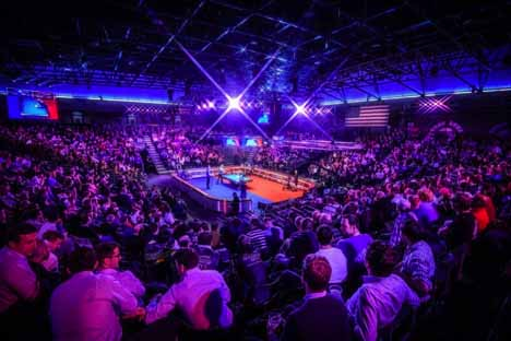 The Mosconi Cup is the premiere pool tournament in the world. Here's where you can watch the 2020 installment.