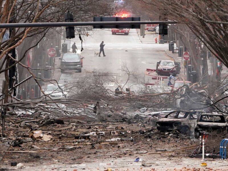 Forensics have found who was responsible for the bombing in downtown Nashville. Check out the new details about the Christmas incident.