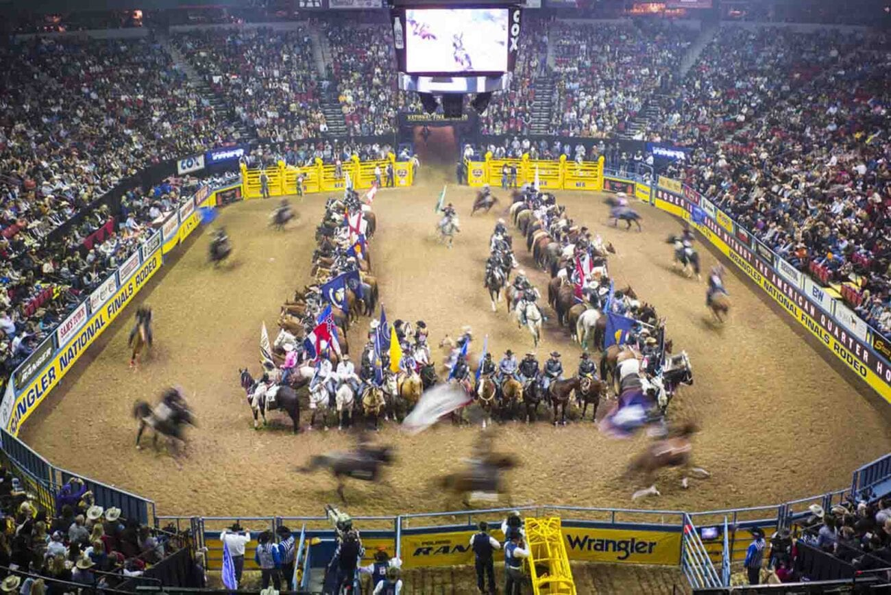 Watch the 2020 NFR live stream for free online every day of the event. Here's how you can do it.