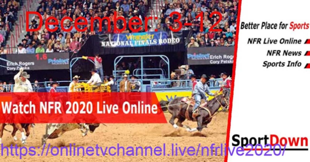 Looking for a live stream of the National Finals Rodeo event? Here's how you can watch the festivities for free.