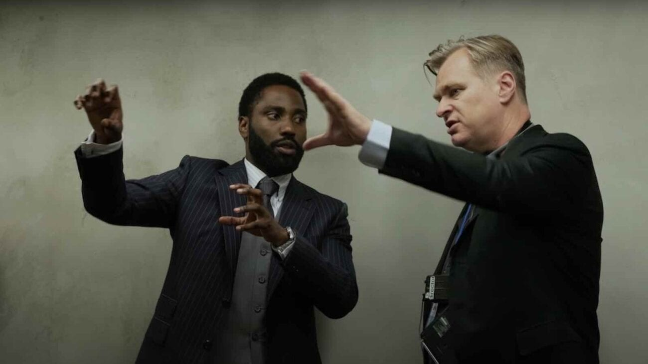 Christopher Nolan hasn't made it a secret that he disagrees with putting Warner Bros. movies on HBO max instead of theaters.
