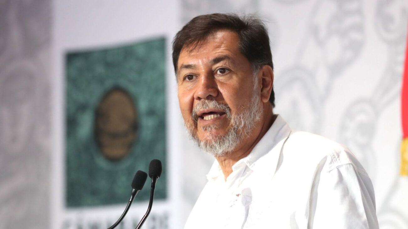 Los escándalos de la 4T: el diputado Fernández Noroña se lanza en contra de todos. Entérate de sus peores momentos.