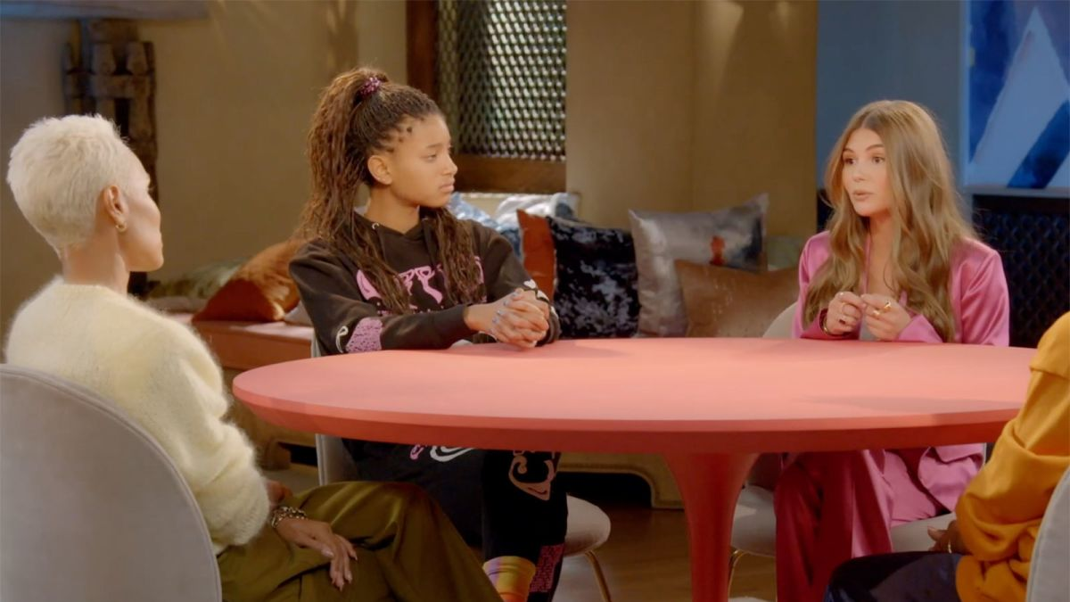 Olivia Jade Tries To Sell Her Redemption Arc On Red Table Talk