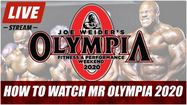 Mr. Olympia 2020 is here. Find out how to live stream the event on Reddit for free.