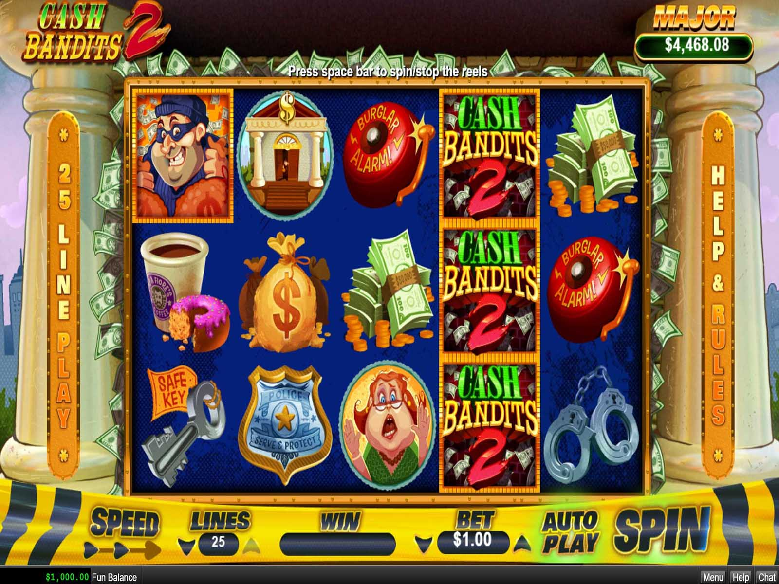 If you're looking for online slots you can play for real money, we got you covered. Here's the best ones to try out.