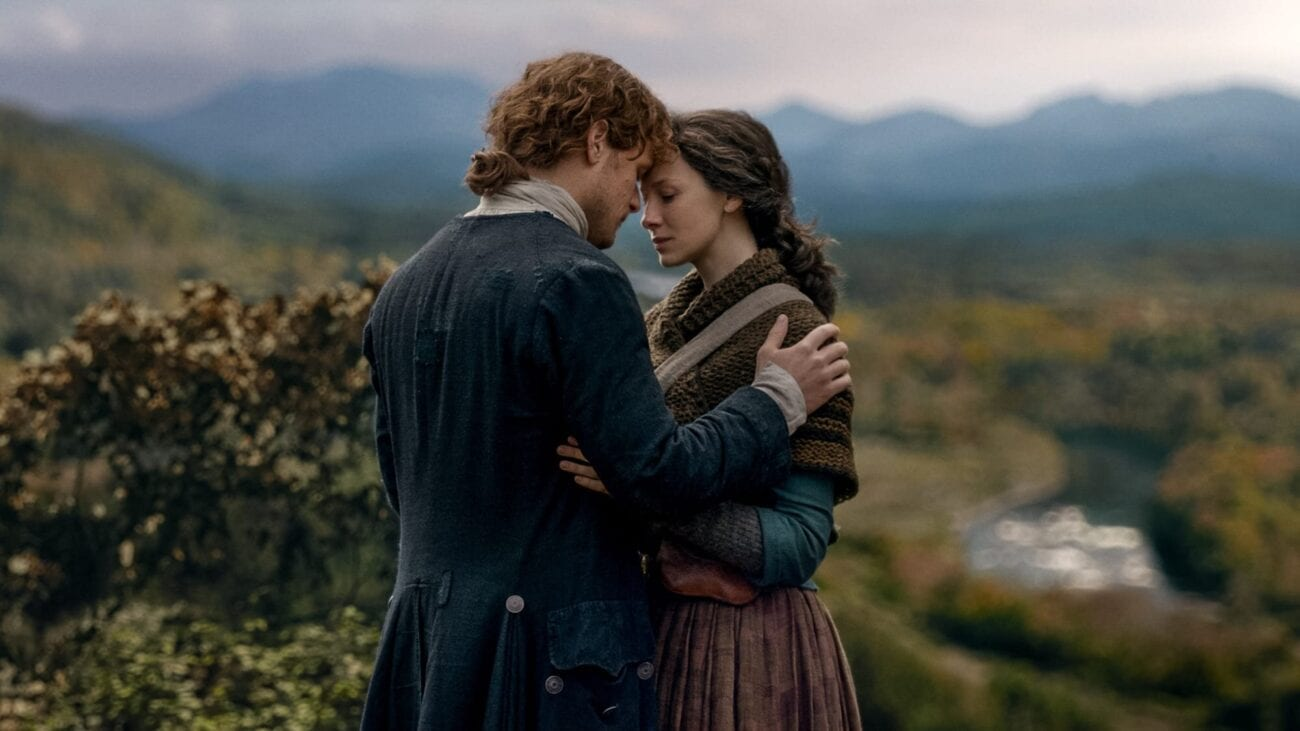 What's going to happen to 'Outlander', a show renowned for its explicit (and often very arousing) sex scenes after COVID-19? Let's find out.