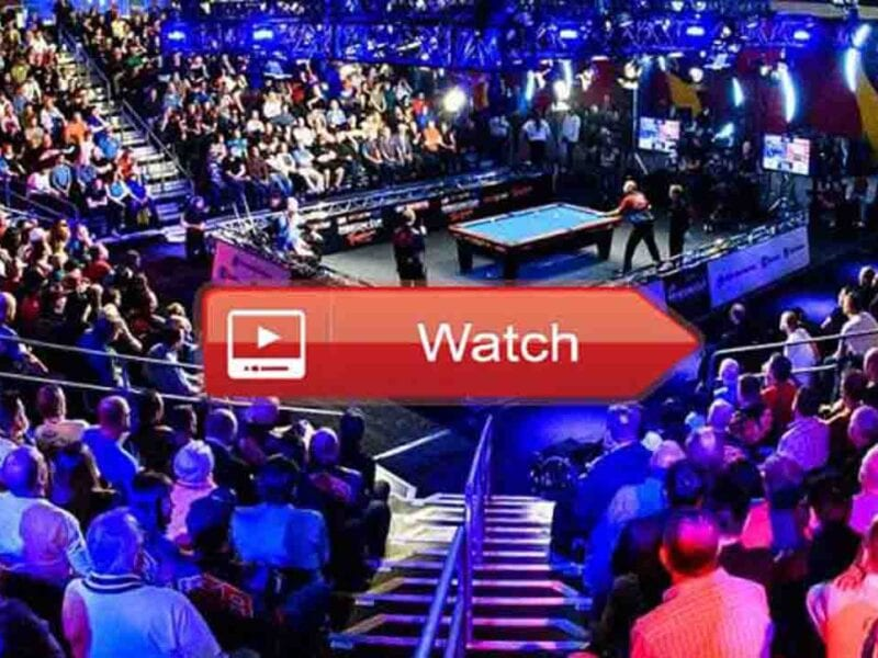 Here's everything you need to know about catching a live stream of the Mosconi Cup online and for free.