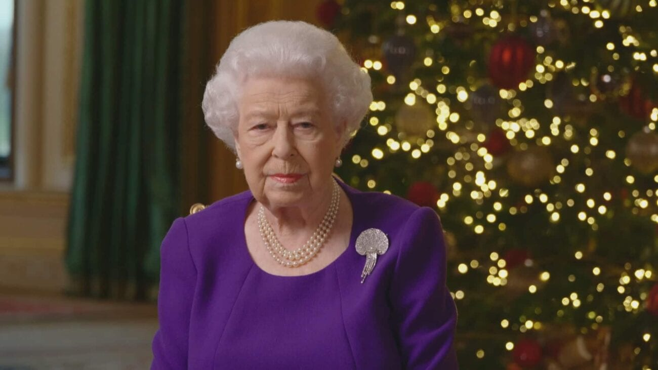 The Queen of England's annual Christmas speech has people wondering if she's still upset about Meghan Markle and Prince Harry leaving the family.