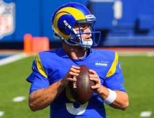 The Los Angeles Rams are counting on their backup QB to take them to the playoffs. Find out who it is and if he can lead the Rams to victory.