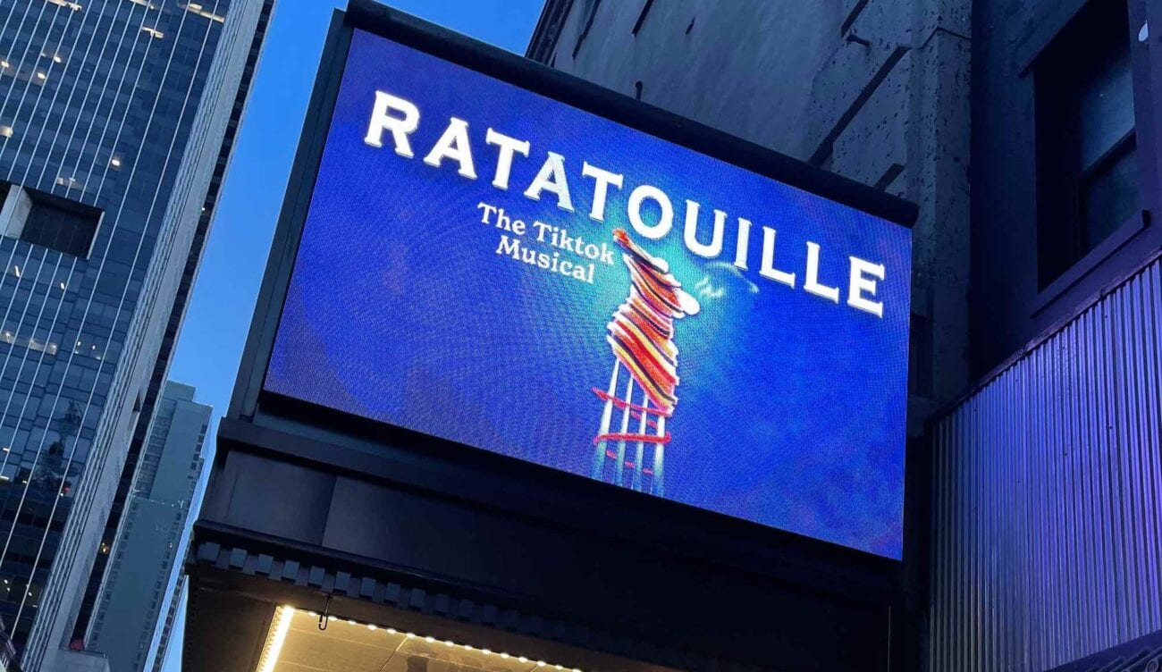 """Remy! The Ratatouille! The rat of all my dreams!"" Here's the cast list for the upcoming 'Ratatouille' musical."