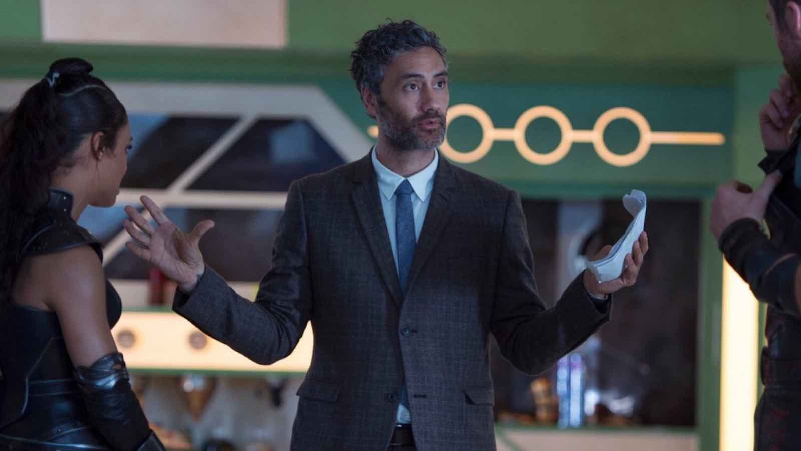 Taika Waititi is helping create more FX shows after the success of 'What We Do in the Shadows'. Find out about his new project 'Reservation Dogs'.
