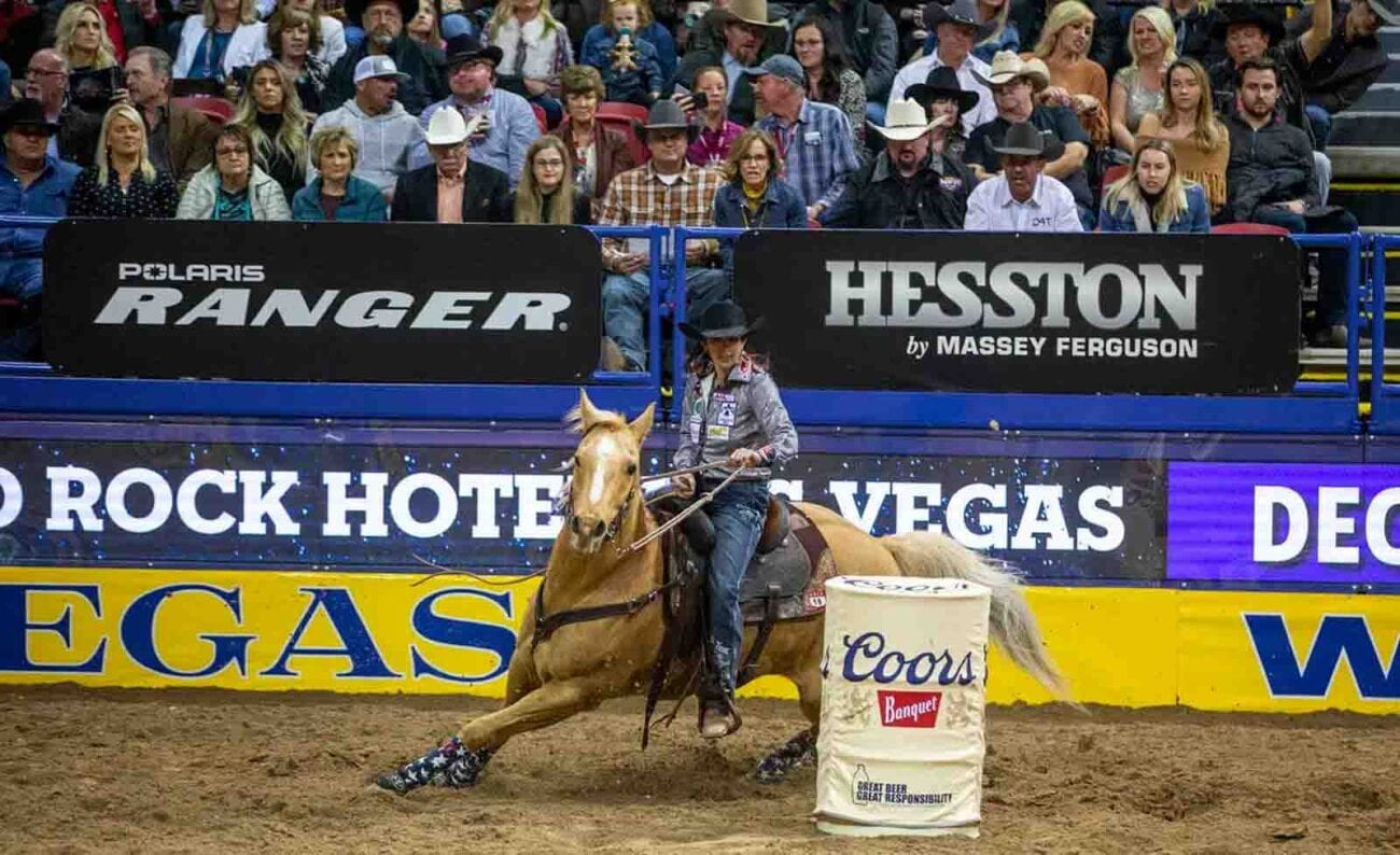 Don't miss out on all the fun of the National Finals Rodeo! Here's how to catch the events for free online.