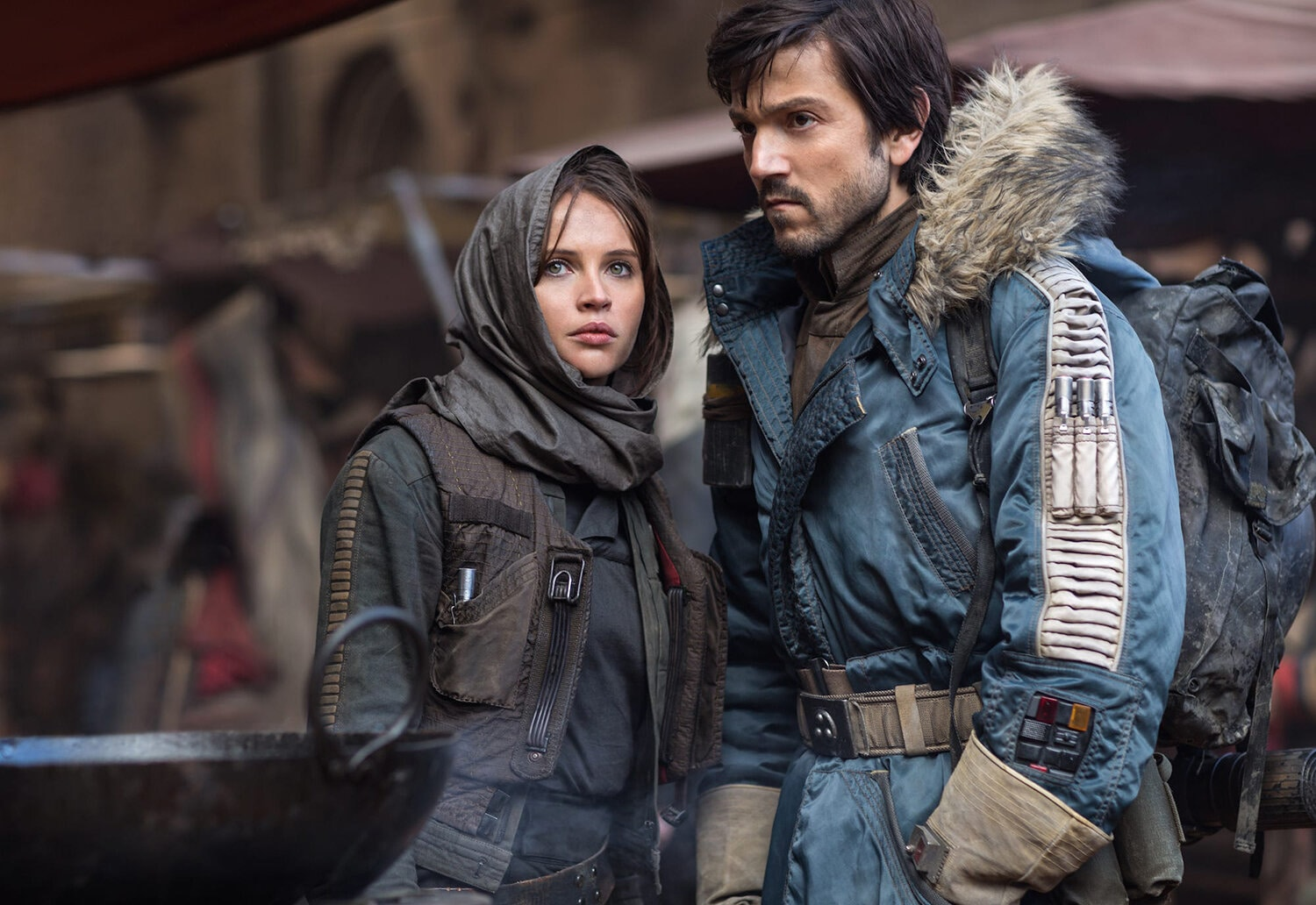 On the fourth anniversary of 'Rogue One: A Star Wars Story', fans are remembering the film's courageous characters and gorgeous shots.