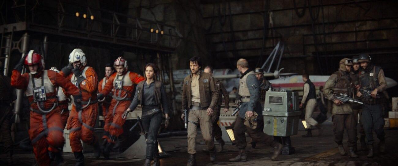 Los fans aseguran que 'Rogue One' es la mejor película de la saga. Revive las escenas más impactantes de esta película.