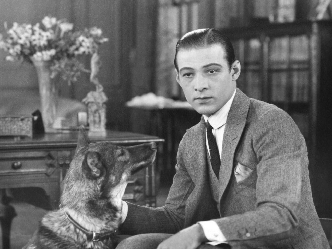 Since the 1920s, Rudolph Valentino's ring has caused its wearers' luck to run out. Here's a list of cursed Hollywood actors.