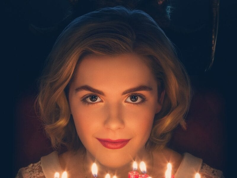 'The Chilling Adventures of Sabrina' season 4 is the show's finale season. Exactly what are Aunt Hilda & Aunt Zelda doing there?