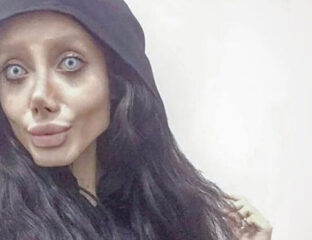 Angelina Jolie Instagram lookalike Fatemeh Khishvand was sentenced to 10 years in jail. Why is she a threat to the Iranian government?