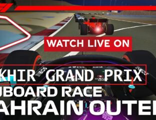 Racing fans, get all the coverage and racing action from the Sakhir Grand Prix 2020 from these free live stream sites.
