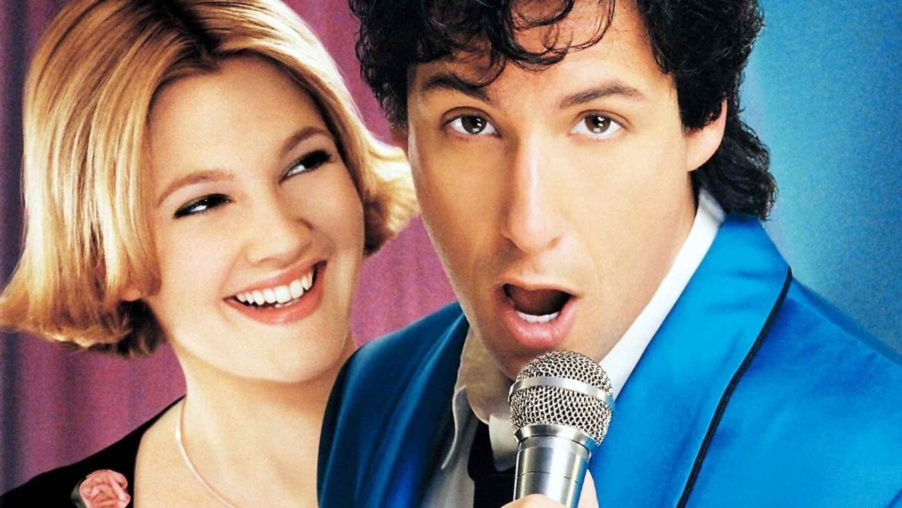 'The Wedding Singer' is the only instance where the fans' devotion is truly deserved. Does Adam Sandler have other quality movies?