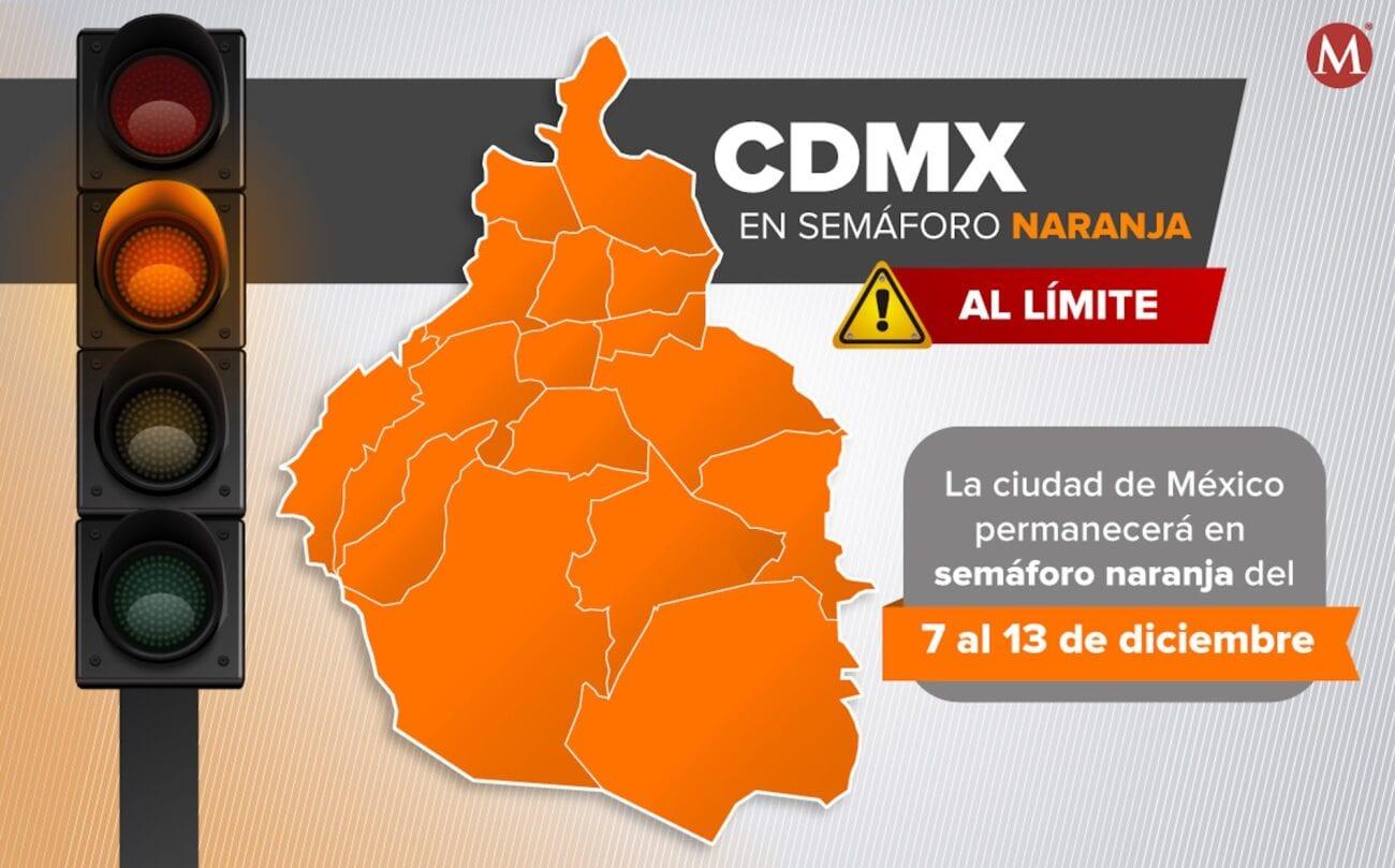 ¿Será que algún día la CDMX saldrá del semáforo naranja? Haz tu espera más ligera viendo estos momazos.