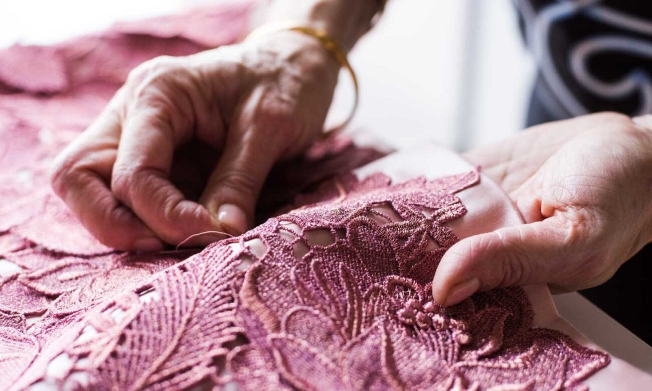 Learn about the different types of traditional sewing from different cultures all around the world.