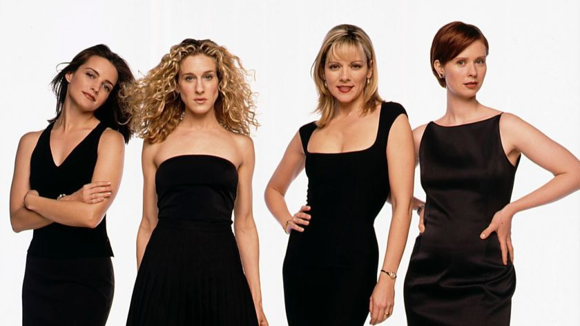 Sex and the City reboot in the works at HBO Max