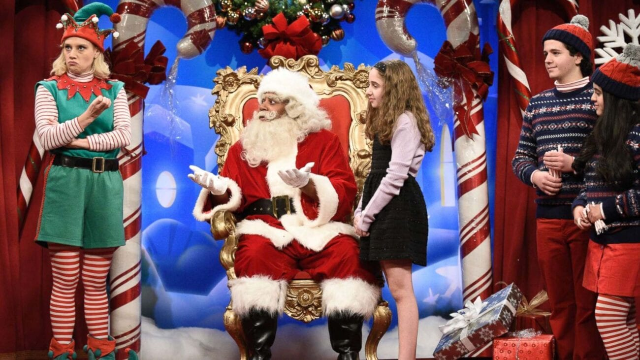 SNL and Christmas are a more iconic holiday duo than Santa and Rudolph. Here're all the best SNL Christmas sketches to rewatch on YouTube.
