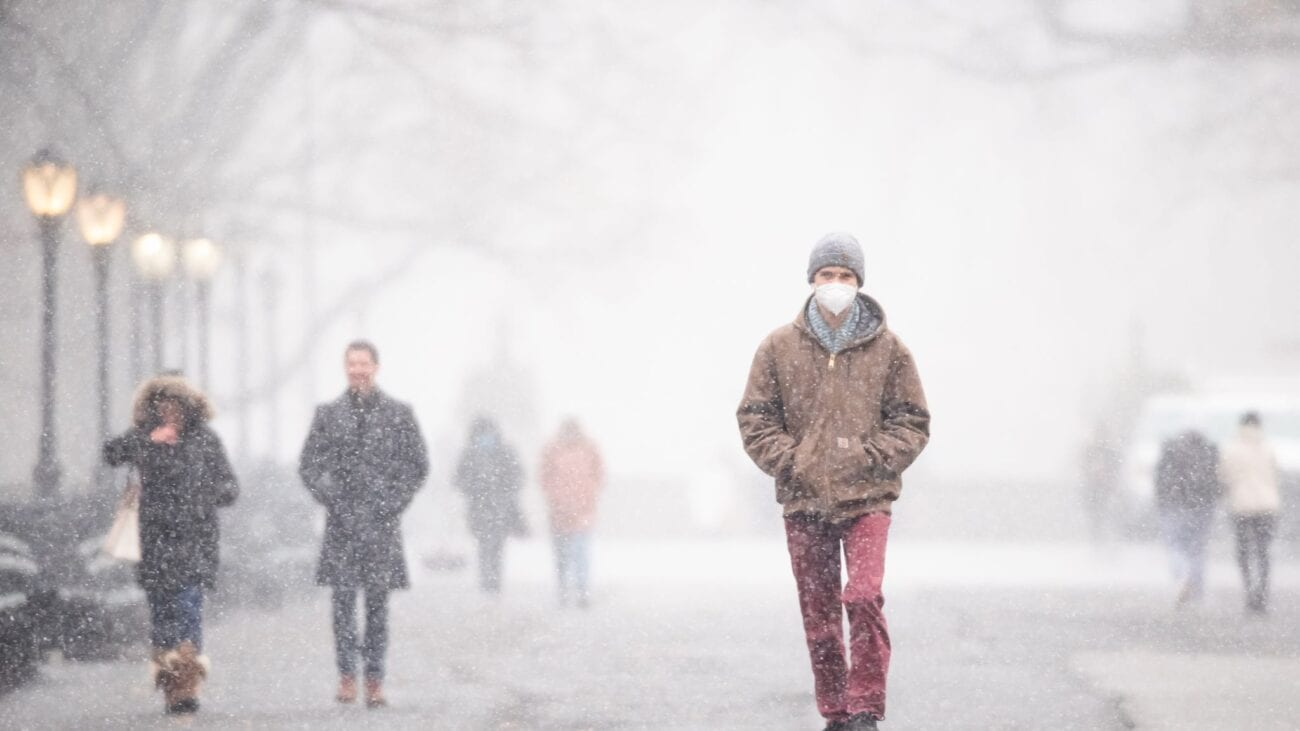 A nor'easter made its way to the northeast this week, causing multiple feet of snow to fall. How's the U.S. East Coast handling things?