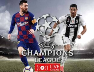 Don't miss the Juventus vs Barcelona game! Here's how to catch a free live stream of the event happening today.