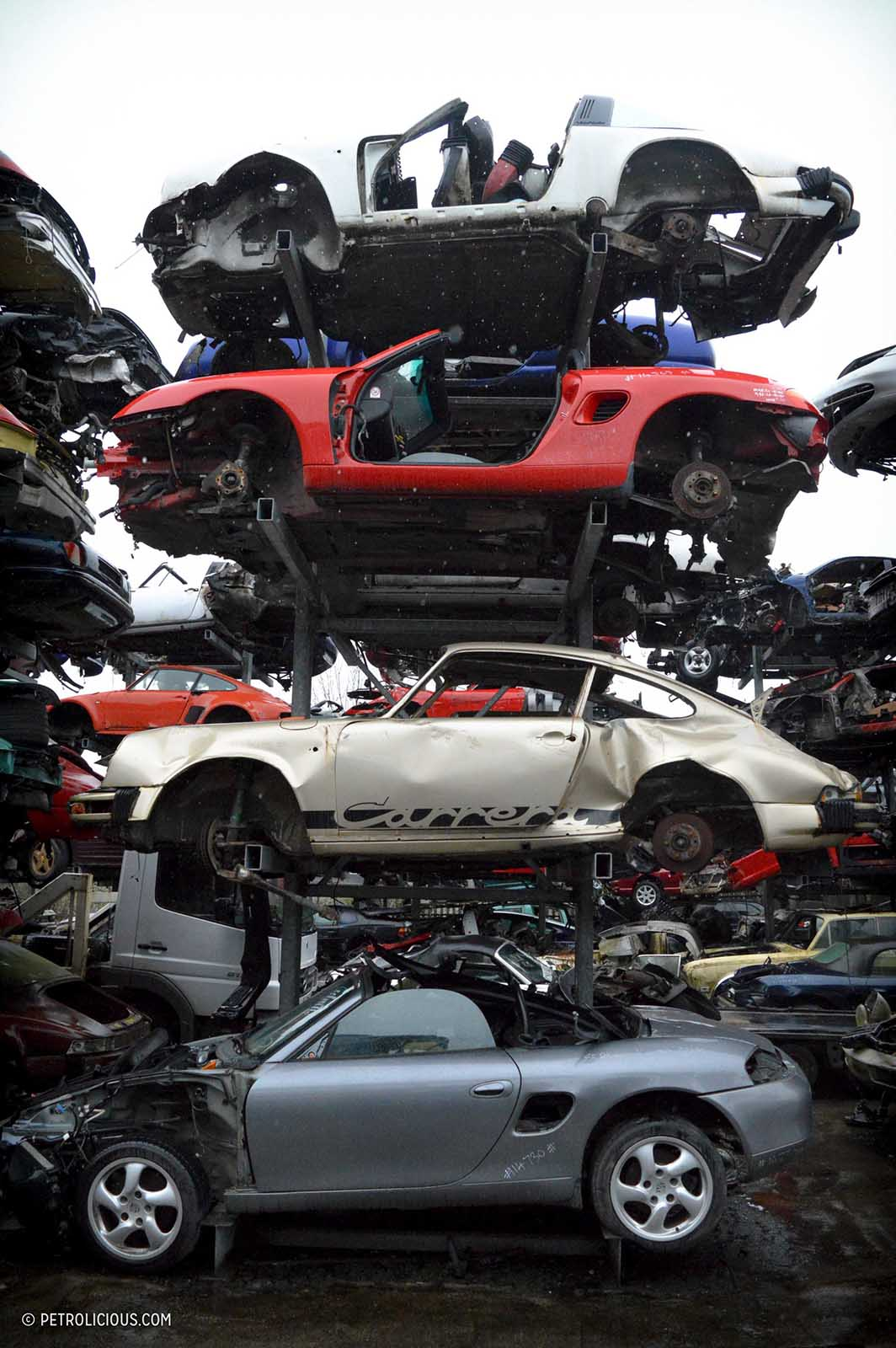 If you're looking to rebuild a car from scratch, you want to get the best sports car parts possible, but at an affordable price.