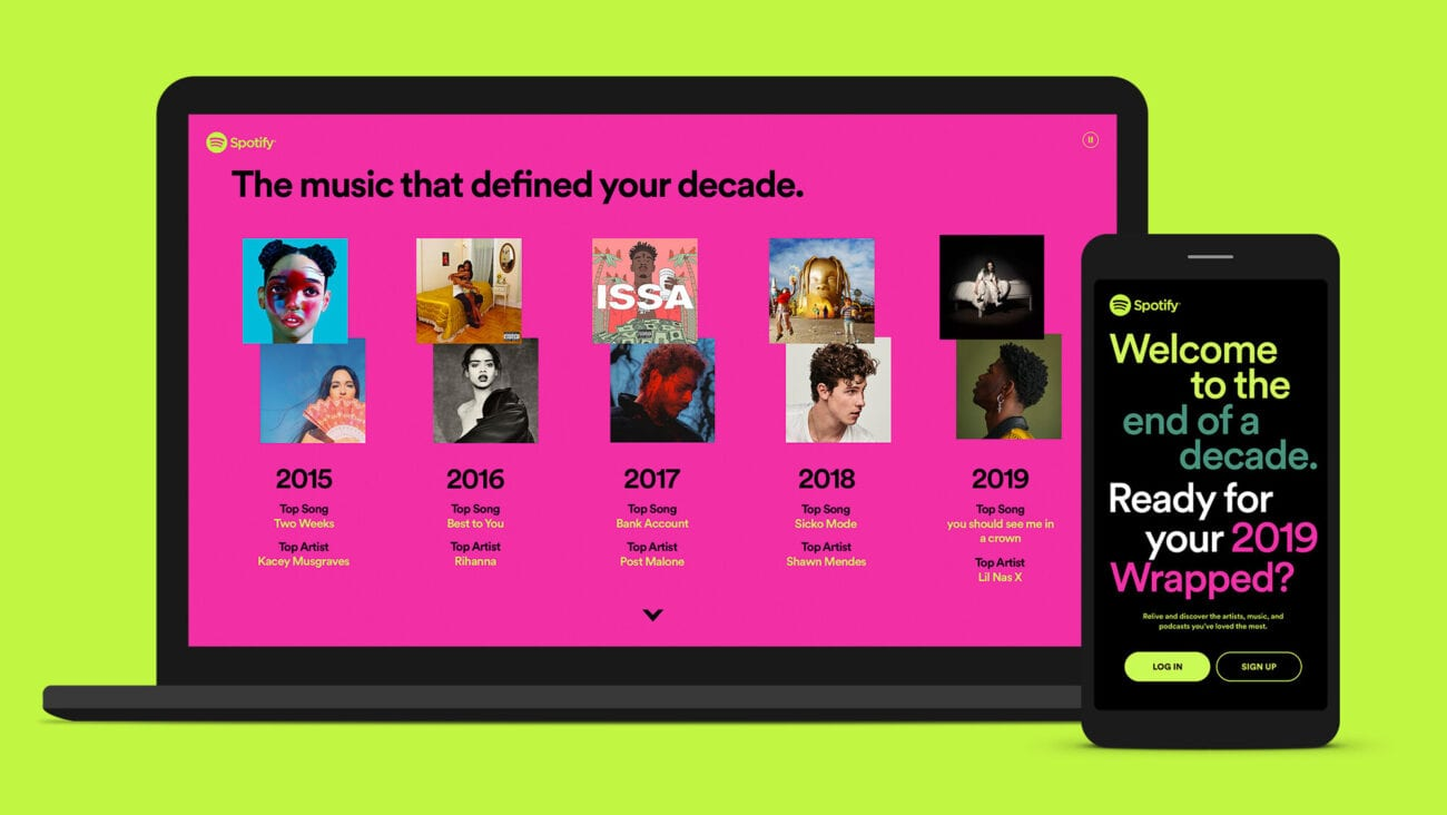 "The time of the year has come once again. Spotify gifted each one of their loyal listeners with their ""Spotify Wrapped 2020"". Were you exposed?"
