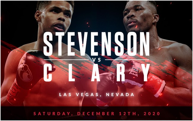 Shakur Stevenson and Toka Kahn Clary are battling for the junior lightweight title. Learn how to live stream the fight online.